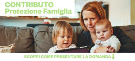 Contributo protezione famiglia regione Lombardia